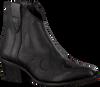 Zwarte ROBERTO D'ANGELO Enkellaarsjes CX03 - small