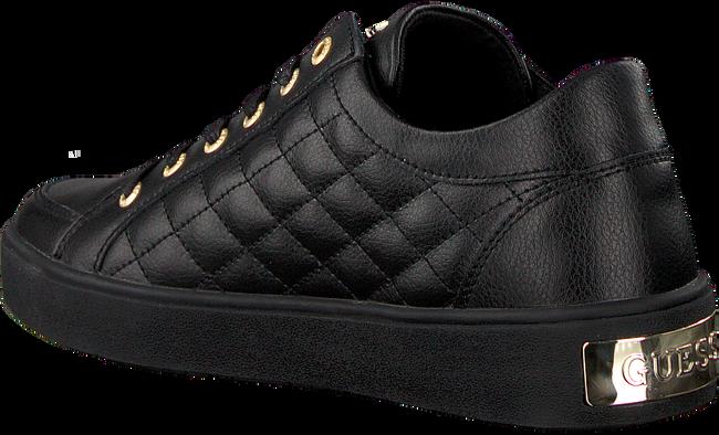 Zwarte GUESS Sneakers FLGLN3 LEA12  - large