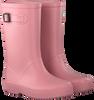 Roze IGOR Regenlaarzen SPLASH MC  - small