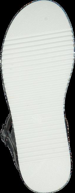 Zilveren TOMMY HILFIGER Sandalen PLATFORM SANDAL  - large