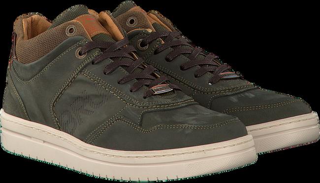 Groene BRUNOTTI Sneakers PONZO MID  - large