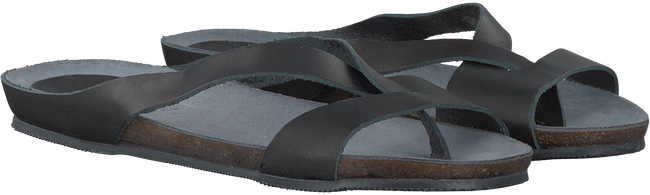 Zwarte FRED DE LA BRETONIERE Slippers 170010012  - large
