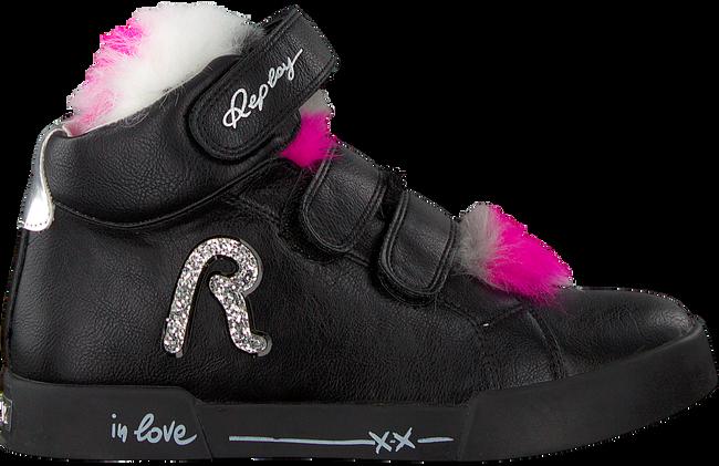 Zwarte REPLAY Sneakers ALEXIA - large