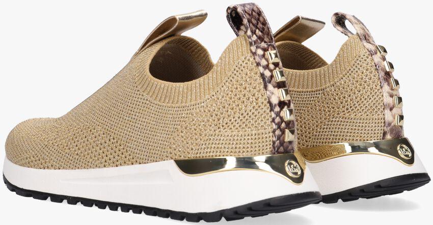 Gouden MICHAEL KORS Lage sneakers BODIE SLIP ON  - larger