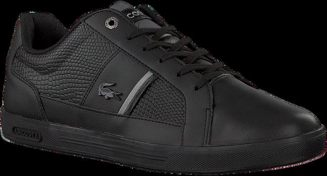 Zwarte LACOSTE Sneakers EUROPA  - large