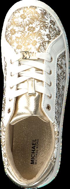 Witte MICHAEL KORS Sneakers ZIVYFLOR  - large