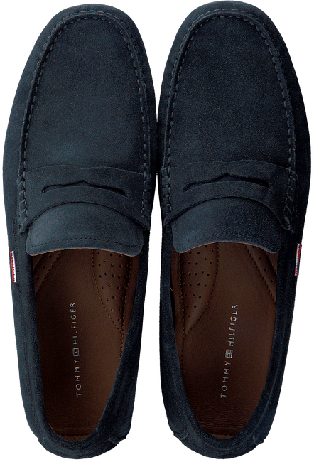 Blauwe TOMMY HILFIGER Loafers CLASSIC PENNY LOAFER  - large