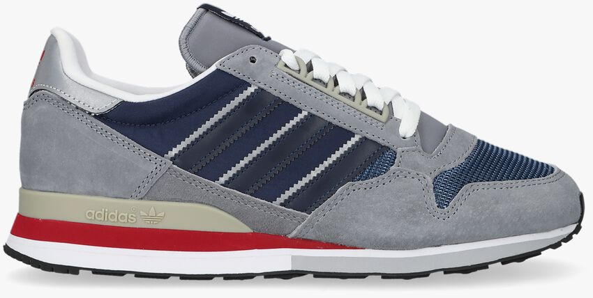 Grijze ADIDAS Lage sneakers ZX 500  - larger