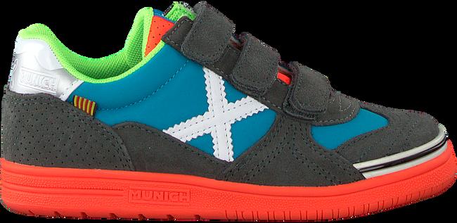 Grijze MUNICH Lage sneakers G3 VELCRO  - large