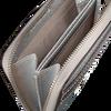 Zilveren MICHAEL KORS Portemonnee ZA CARD CASE - small