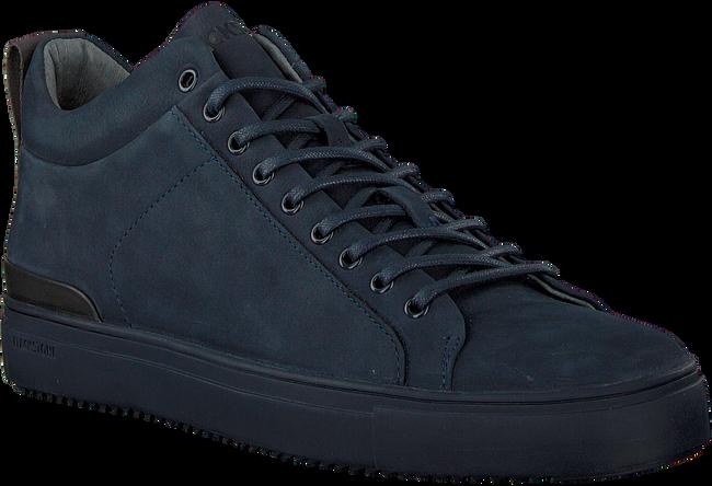 Blauwe BLACKSTONE Sneakers SG19  - large