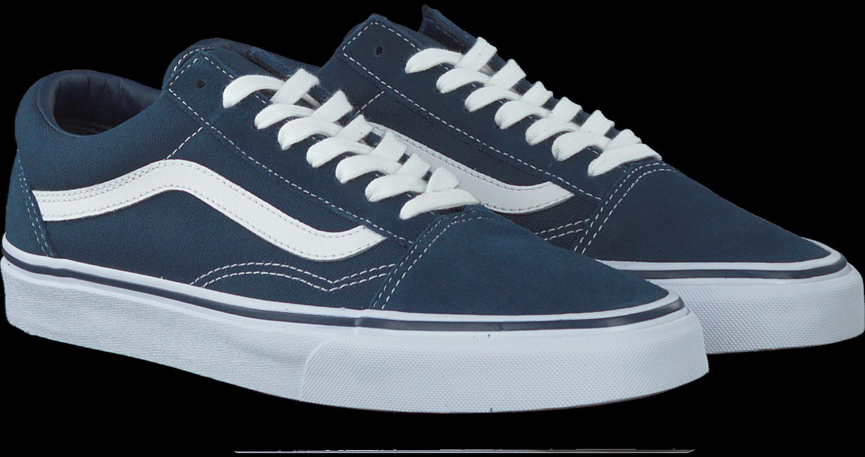 6ef3f6034b4 Blauwe VANS Sneakers OLD SKOOL MEN - large. Next