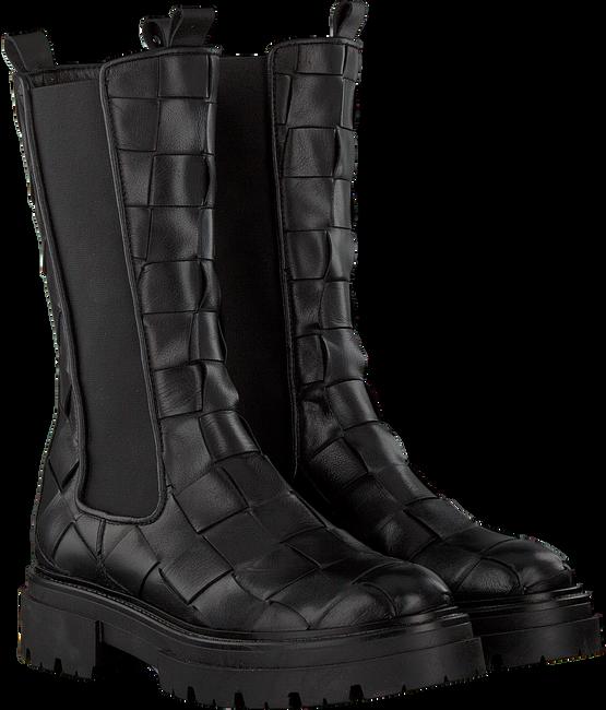 Zwarte NOTRE-V Chelsea boots 01-612 - large