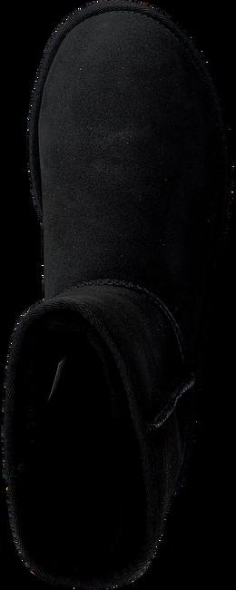 Zwarte UGG Vachtlaarzen CLASSIC SHORT II - large