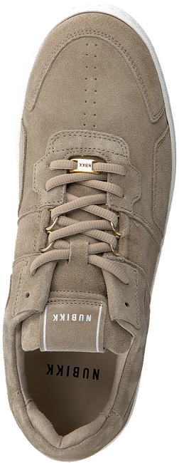 Taupe NUBIKK Lage sneakers YUCCA CANE WMN  - large