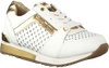 Witte MICHAEL KORS Sneakers ZIA ALLIE SAY  - small