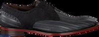 Zwarte FLORIS VAN BOMMEL Nette schoenen 18107  - medium