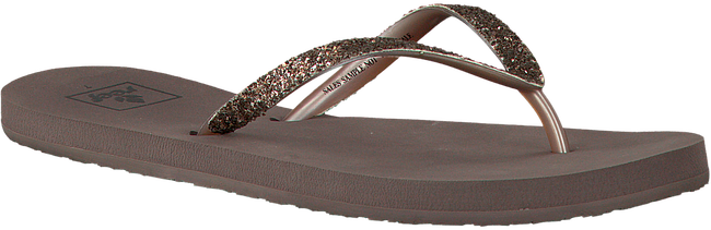 grijze REEF Slippers STARGAZER IRON  - large