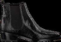 Zwarte OMODA Chelsea boots 741201  - medium