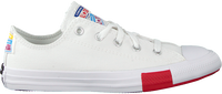 Witte CONVERSE Lage sneakers CHUCK TAYLOR ALL STAR OX KIDS  - medium