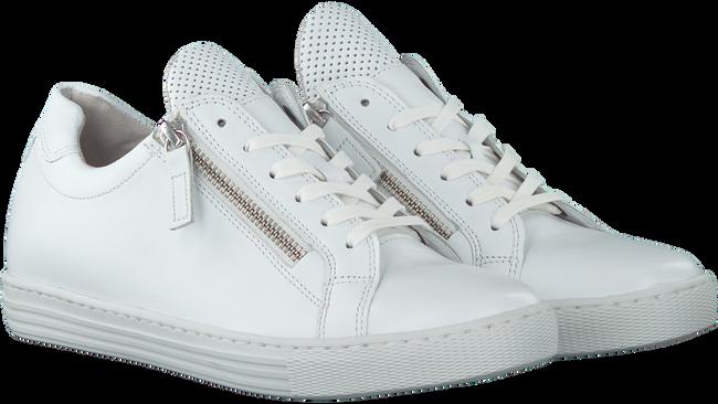 Witte GABOR Sneakers 488  - large