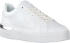 Witte LIU JO Lage sneakers SILVIA 10  - small