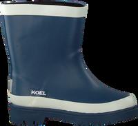 Blauwe KOEL4KIDS Regenlaarzen KO997  - medium