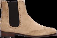Beige PERTINI Chelsea boots 26207  - medium