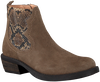 Taupe UNISA Chelseaboots WAFI  - small
