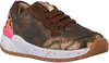 Bronzen SHOESME Sneakers ST9W033  - small