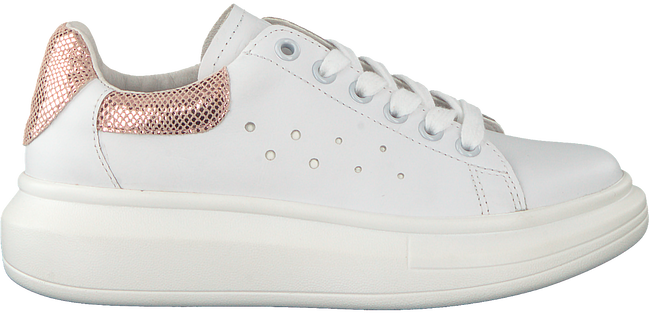Witte BRAQEEZ Sneakers ALBA ALEX  - large