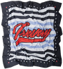 Blauwe TOMMY HILFIGER Sjaal STRIPY TOMMY SCARF - small