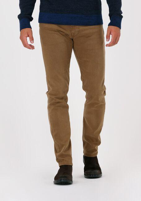 Beige VANGUARD Straight leg jeans V7 RIDER COLORED 5-POCKET - large