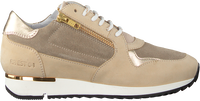 Beige RED-RAG Lage sneakers 76756  - medium