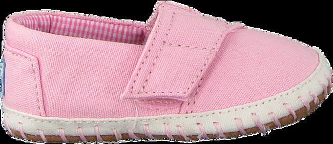 roze TOMS Babyschoenen CRIB ALPARGATA  - large