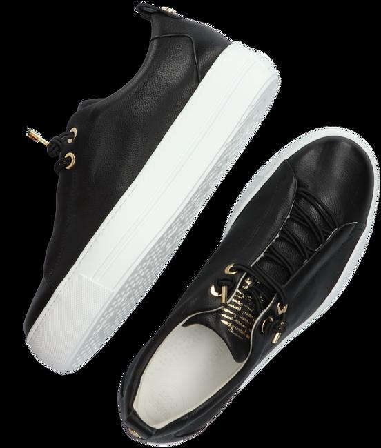 Zwarte PAUL GREEN Lage sneakers 5017  - large