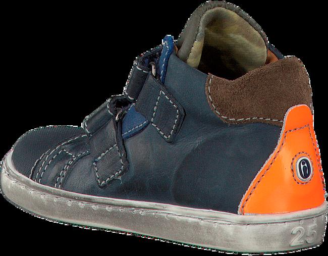 Blauwe SHOESME Sneakers UR7W100  - large