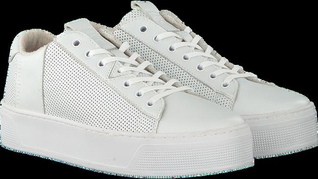 Witte HUB Sneakers HOOK-W XL  - large