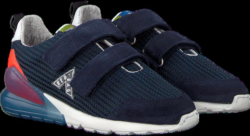 Blauwe RED-RAG Sneakers 13313 - larger