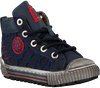 Blauwe RED-RAG Sneakers 13227 - small