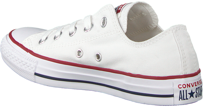 Witte CONVERSE Sneakers CHUCK TAYLOR ALL STAR OX  - large