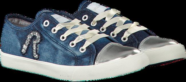 Blauwe REPLAY Sneakers PEACH LOW - large
