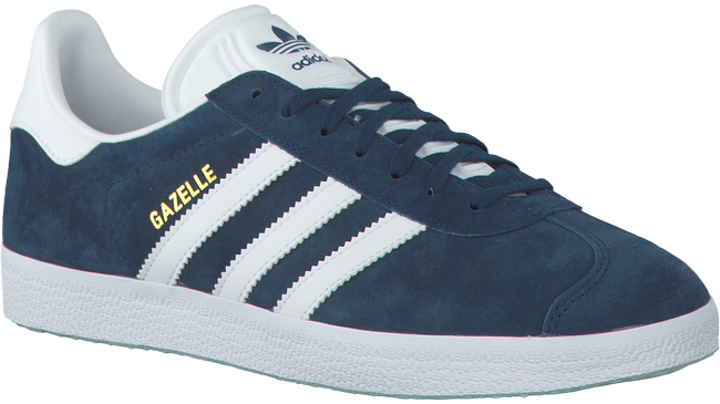 Blauwe ADIDAS Sneakers GAZELLE HEREN  - large