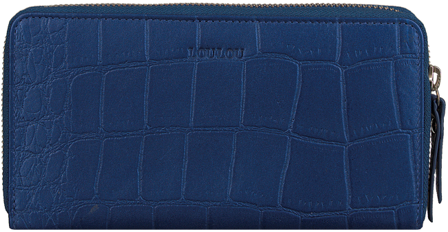Blauwe BY LOULOU Portemonnee SLBX120S - large