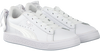 Witte PUMA Sneakers BASKET BOW AC PS - small