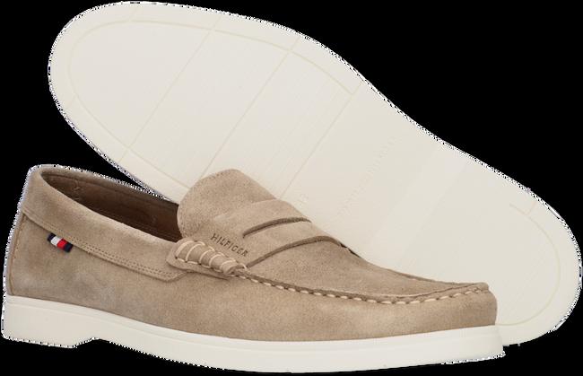 Beige TOMMY HILFIGER Loafers BIODEGRADABLE  - large