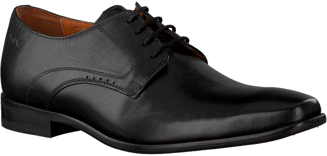 Zwarte VAN LIER Nette schoenen 1954800  - large