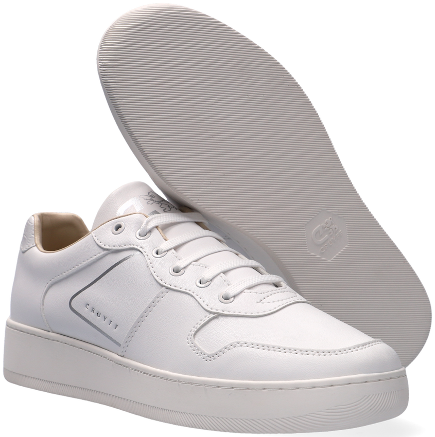 Witte CRUYFF CLASSICS Lage sneakers ROYAL  - larger