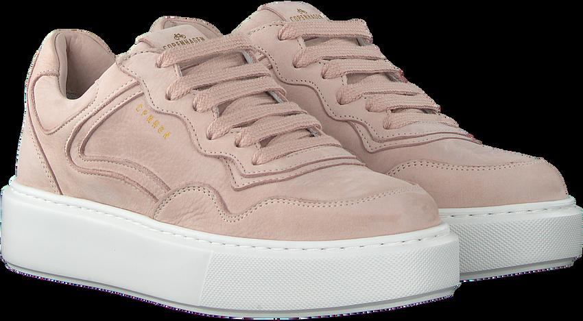 Roze COPENHAGEN STUDIOS Lage sneakers CPH408  - larger