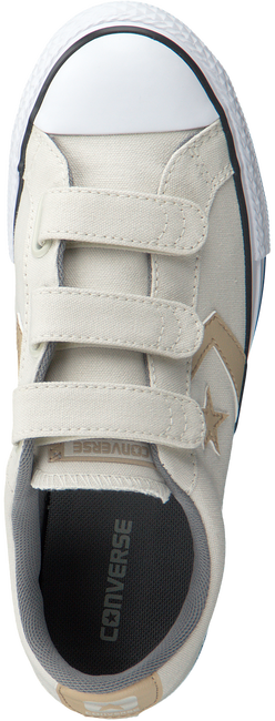 Beige CONVERSE Sneakers STARPLAYER 3V  - large